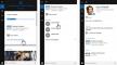 LinkedIn integratie met Windows 10 persoonlijke assistent Cortana