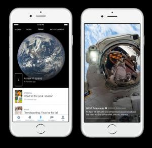 Twitter Moments helpt actualiteiten te ontdekken