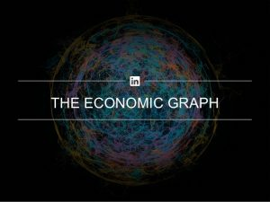 Linkedin Economic Graph jaaroverzicht 2015