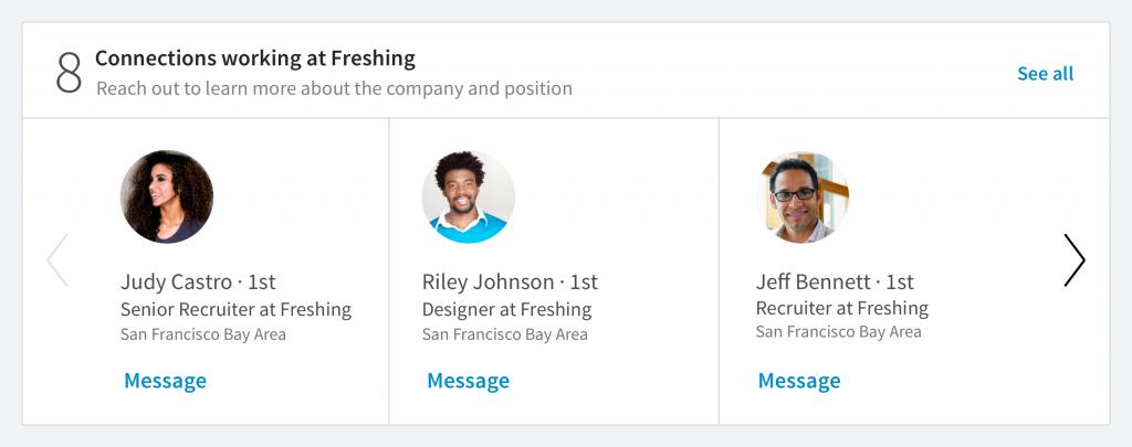 Tips om eenvoudiger een baan op LinkedIn te vinden