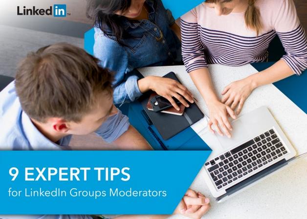 Negen tips voor het beheren van een LinkedIn Groep
