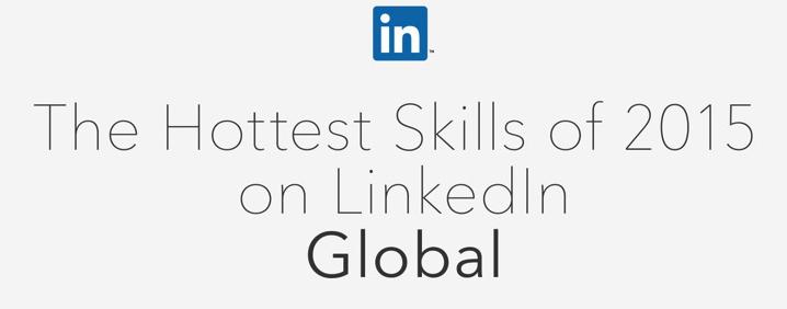 Tips voor de 25 beste vaardigheden op LinkedIn van 2015