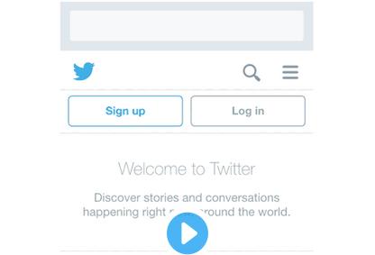 Introductie nieuwe Twitter.com