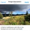 Slechtzienden kunnen afbeeldingen beleven met nieuwe Twitter foto-functie