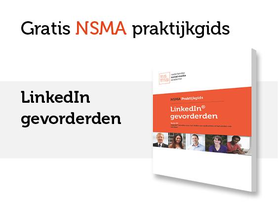 NSMA Praktijkgids LinkedIn gevorderden