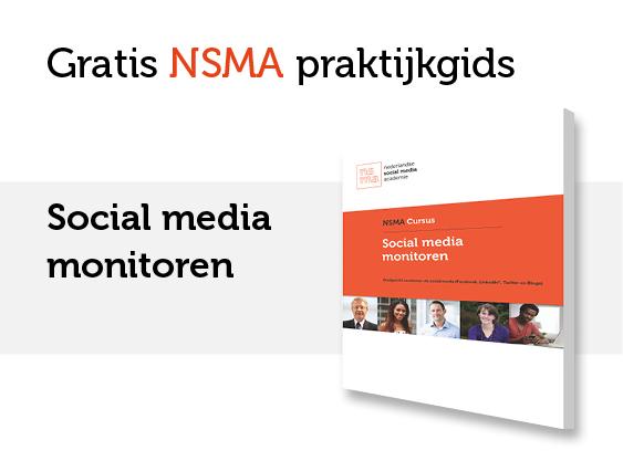 NSMA Praktijkgids social media monitoren
