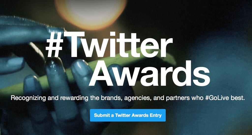 Twitter introduceert de #Twitter Awards