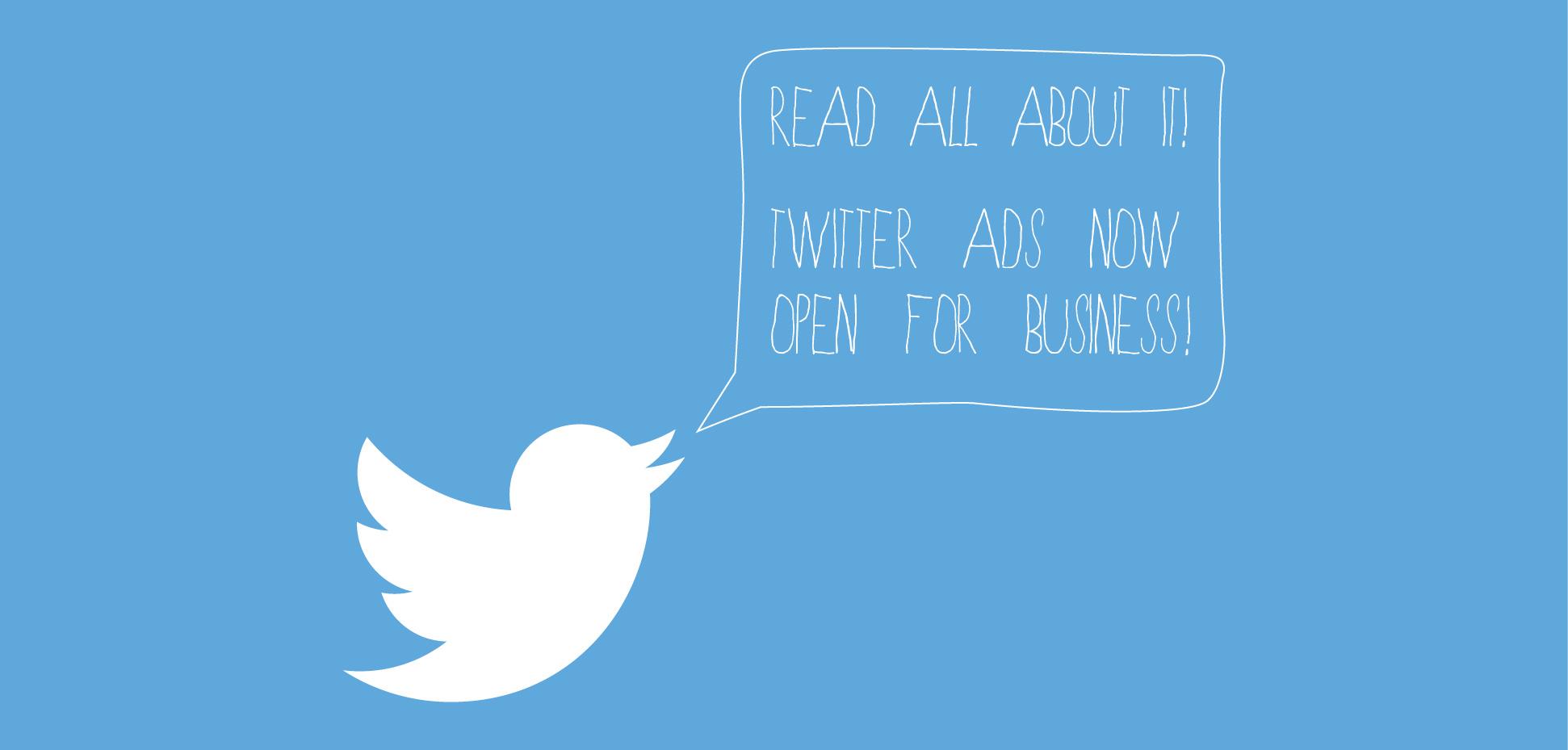 Twitter verbetert het managen van Twitter advertentie campagnes