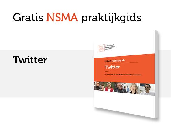 NSMA Praktijkgids Twitter