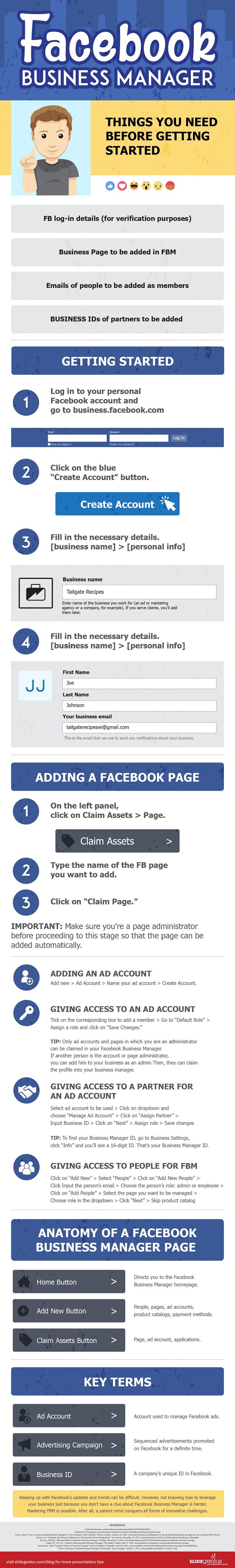 Facebook Business Manager voor beginners
