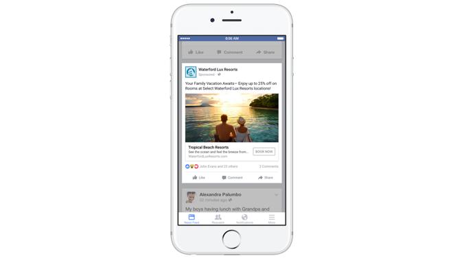 Facebook komt met familie targeting voor adverteerders