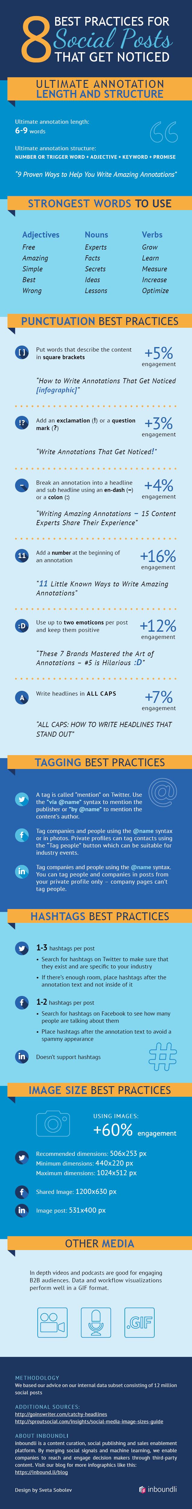 7 tips voor effectieve berichten op social media