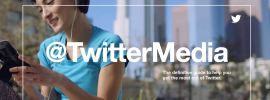 Twitter Media ondersteunt uitgevers van content