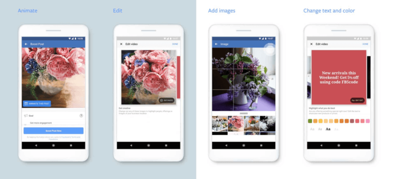 Facebook Video Effects Tool