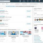 Sneller nieuwe vacatures op LinkedIn ontdekken