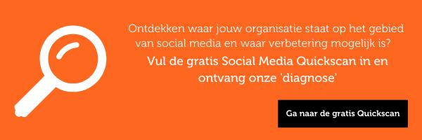 Social Media Quickscan